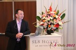 Mark Brooks (CEO of Courtland Brooks) at the June 20-22, 2012 Beverly Hills 互联网 and Mobile Dating Industry Conference
