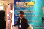 Dating Gold (Exhibitor) at the June 20-22, 2012 California Online and Mobile Dating Industry Conference