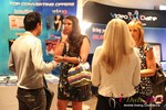 Exhibit Hall at the 2012 Internet and Mobile Dating Industry Conference in California