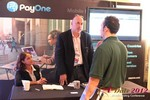 PayOne (Exhibitor) at the 2012 Internet and Mobile Dating Industry Conference in Los Angeles