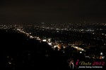 View from the Big Party in Hollywood Hills at iDate2012 West