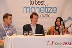 Mobile Daters at the Mobile Dating Focus Group at the 2012 互联网 and Mobile Dating Industry Conference in Beverly Hills