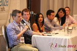 Mobile Dating Focus Group at the 2012 互联网 and Mobile Dating Industry Conference in Beverly Hills