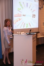 Amanda Mills (Director of Product at AOL Mobile) at the 2012 California Mobile Dating Summit and Convention