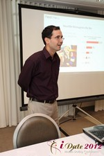 Geoff Cook (COO of MeetMe) at the 2012 Internet and Mobile Dating Industry Conference in California