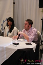 Mobile Dating Focus Group at the June 20-22, 2012 Mobile Dating Industry Conference in Beverly Hills