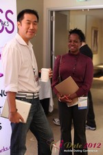 Business Networking at the June 20-22, 2012 L.A. Internet and Mobile Dating Industry Conference