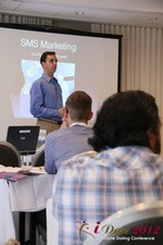 Peter McGreevy covers SMS Marketing Rules and Laws at the 2012 Los Angeles Mobile Dating Summit and Convention