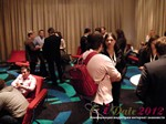 Networking  at the October 25-26, 2012 Mobile and Online Dating Industry Conference in Moscow