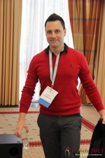 Ademar de Farias Jr (CEO of Bi2Bi) at the 2013 European 互联网 Dating Industry Conference in Koln