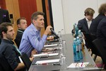 Audience at the September 16-17, 2013 Mobile and 网上 Dating Industry Conference in Koln