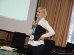 Catharina Jaschke (Regional Manager @ Be2) at the 35th iDate2013 Koln convention