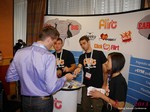 Flirt (Event Sponsors) at the September 16-17, 2013 Mobile and 网上 Dating Industry Conference in Koln