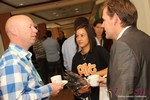 Networking at the 10th Annual E.U. iDate Mobile Dating Business Executive Convention and Trade Show