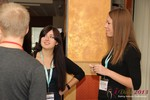 Networking at the 10th Annual European iDate Mobile Dating Business Executive Convention and Trade Show