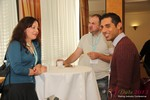 Networking at the 35th iDate2013 Koln convention
