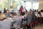 Lunch at the September 16-17, 2013 Mobile and 网上 Dating Industry Conference in Koln