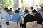 Lunch at iDate2013 Europe