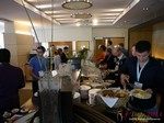 Lunch at the 10th Annual European iDate Mobile Dating Business Executive Convention and Trade Show