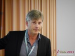 Michael Josander (CEO of Motesplatsen) at the September 16-17, 2013 Mobile and 互联网 Dating Industry Conference in Koln