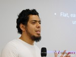 Miguel Espinoza (Developer @ PHPFox) at the September 16-17, 2013 Koln European 网上 and Mobile Dating Industry Conference
