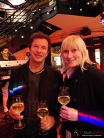 Networking Party at the 2013 European 網路 Dating Industry Conference in Köln