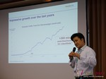 Sang-woo Pai (CEO of Markt.de) at the 2013 E.U. 互联网 Dating Industry Conference in Koln