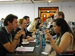 Speed Networking at the 2013 European Internet Dating Industry Conference in Köln