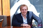 Alexander Debelov - CEO of Virool at the 34th iDate Mobile Dating Business Trade Show