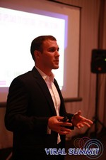 John Jacques - Sr Acct Executive at Virool at the June 5-7, 2013 Mobile Dating Business Conference in California