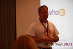 Lee Blaylock - Who@ at the 34th Mobile Dating Business Conference in L.A.