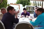 Lunch at the June 5-7, 2013 Mobile Dating Business Conference in L.A.