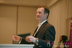 Mark Brooks - Publisher of Online Personals Watch at the 34th iDate Mobile Dating Business Trade Show