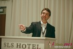 Mike Polner - Apsalar at the 2013 Beverly Hills Mobile Dating Summit and Convention