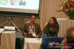Mobile Dating Focus Group - with Julie Spira at the 34th iDate2013 Beverly Hills