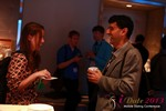 Networking at the 2013 互联网 and Mobile Dating Business Conference in L.A.