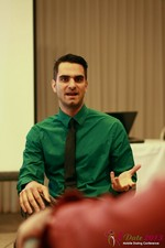 Scott Lewallen - CEO of Mezic at the 34th Mobile Dating Business Conference in L.A.