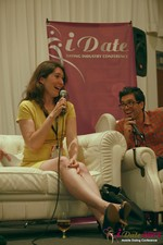 Tanya Fathers - on the Final Panel at the June 5-7, 2013 Mobile Dating Business Conference in California