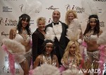 eLove Crew at the 2013 Las Vegas iDate Awards