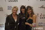 The most recognizzed faces in the business in Las Vegas at the January 17, 2013 Internet Dating Industry Awards