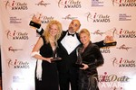 eLove Winners of the 2013 iDateAwards in Las Vegas at the January 17, 2013 Internet Dating Industry Awards