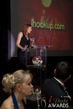 iHookup, winner of 2013 Best Marketing Campaign at the 2013 Las Vegas iDate Awards Ceremony