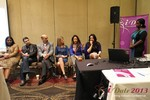 Charreah Jackson (Essence Magazine) hosts the 1st Annual Matchmakers Debate at iDate2013 Las Vegas