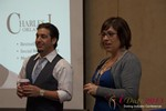 Charles Orlando and Lisa Steadman at the January 16-19, 2013 Las Vegas Online Dating Industry Super Conference
