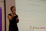 Charisma Levonleigh  (Google) at the January 16-19, 2013 Las Vegas Online Dating Industry Super Conference