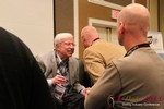 Dr. Neil Clark Warren (Founder and CEO of eHarmony) meeting other Dating Industry CEOs at iDate2013 Las Vegas