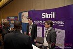 Skrill (Exhibitor) at the 2013 Las Vegas Digital Dating Conference and Internet Dating Industry Event