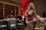 Show Starter (and Show Stopper) in Las Vegas at the January 17, 2013 Internet Dating Industry Awards