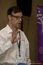John Murphy (President at Reachmail) at the 2013 Las Vegas Digital Dating Conference and Internet Dating Industry Event