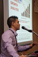 Kevin Feng (Super Affiliate at MoxyMedia) at the 10th Annual iDate Super Conference